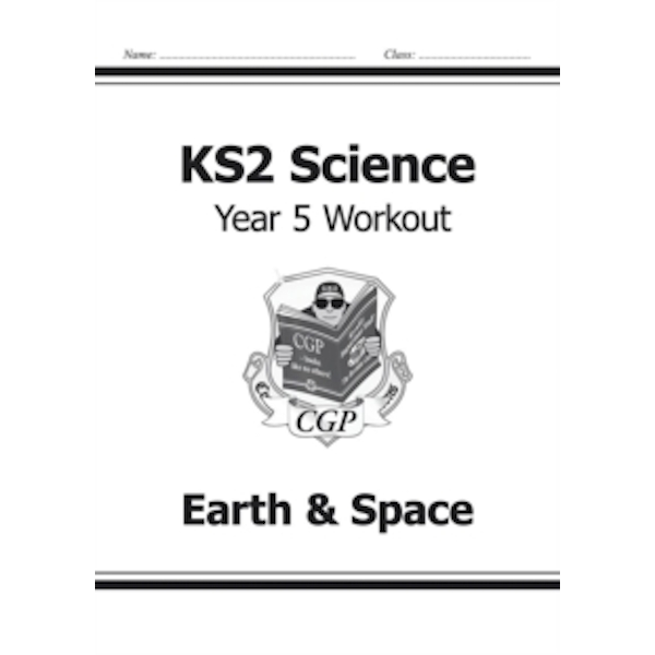 KS2 Science Year Five Workout: Earth & Space by CGP Books (Paperback, 2014)