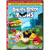 Angry Birds Toons Volume 1 DVD