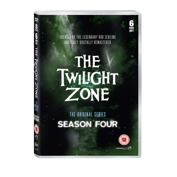 Twilight Zone - Season 4 DVD