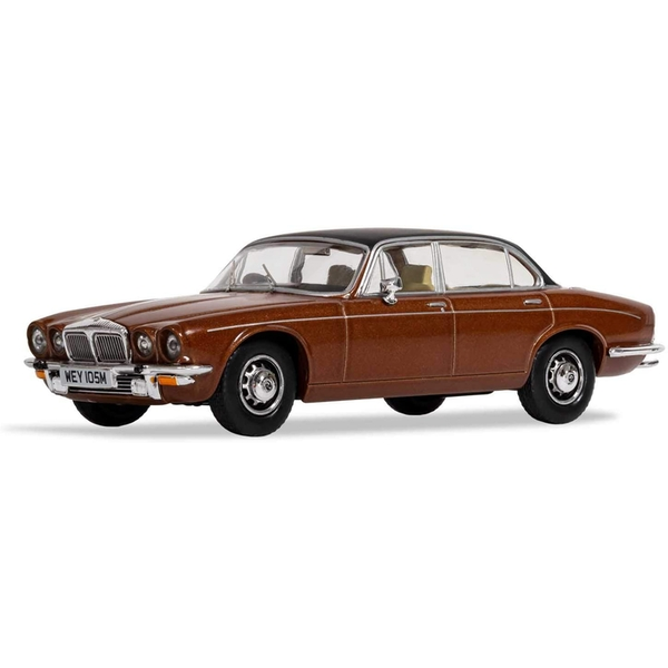 Caramel Daimler Double Six Series 2 Vanden Plas Corgi 1:43 Model Car