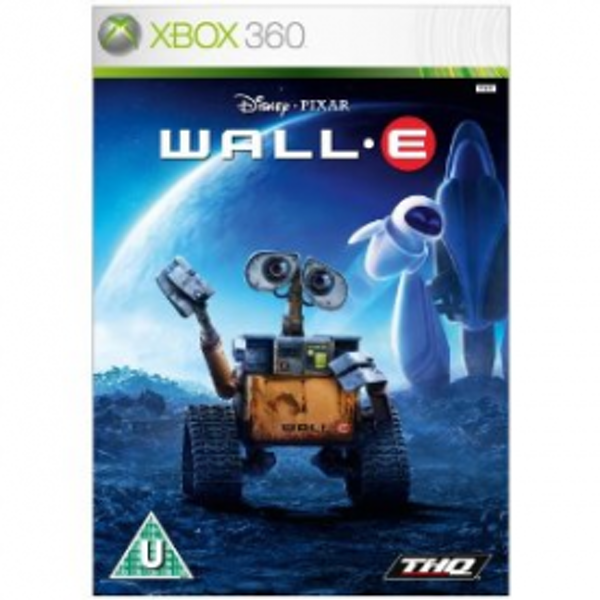 Wall.E The Video Game Xbox 360