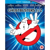 Ghostbusters & Ghostbusters 2 Blu-ray & UV Copy