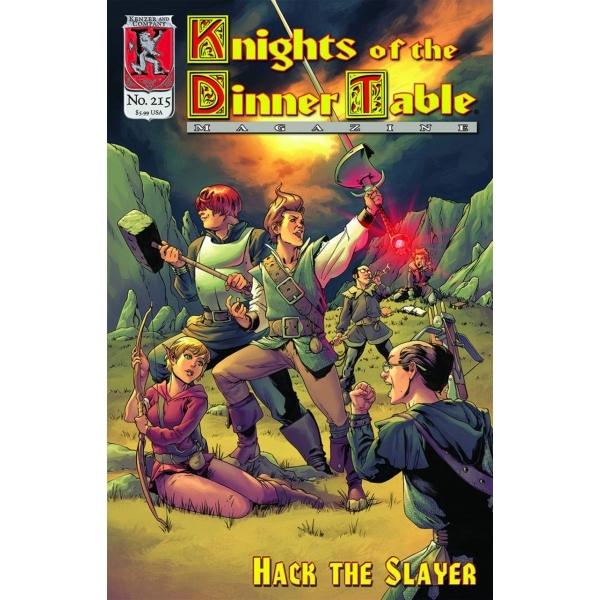 Knights of the Dinner Table Issue # 215