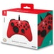 HORIPAD Wired Controller Red for Nintendo Switch - Image 4