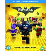 The Lego Batman Movie Blu-ray