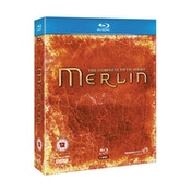 Merlin - Series 5 - Complete Blu-ray 5-Disc Set