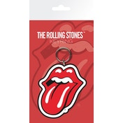 The Rolling Stones  lips Key Ring