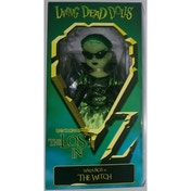 Walpurgis as The Witch (Living Dead Dolls) Wizard of Oz Variants