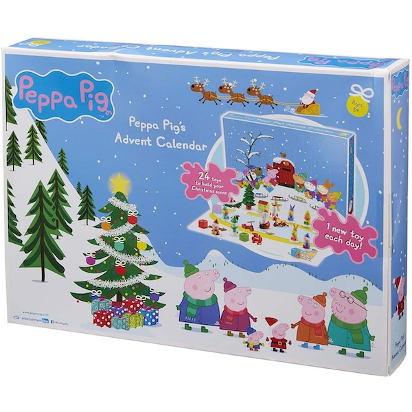 Peppa Pig Advent Calendar 2020