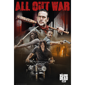 The Walking Dead Season 8 Collage Maxi Poster