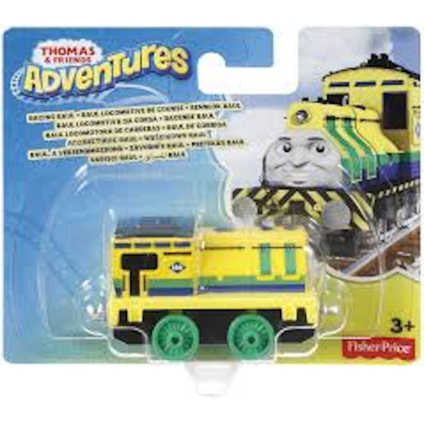 Thomas & Friends Adventures Racing Raul Train - Image 1