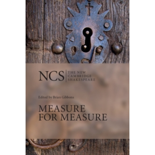 Measure for Measure by William Shakespeare (Paperback, 2006)