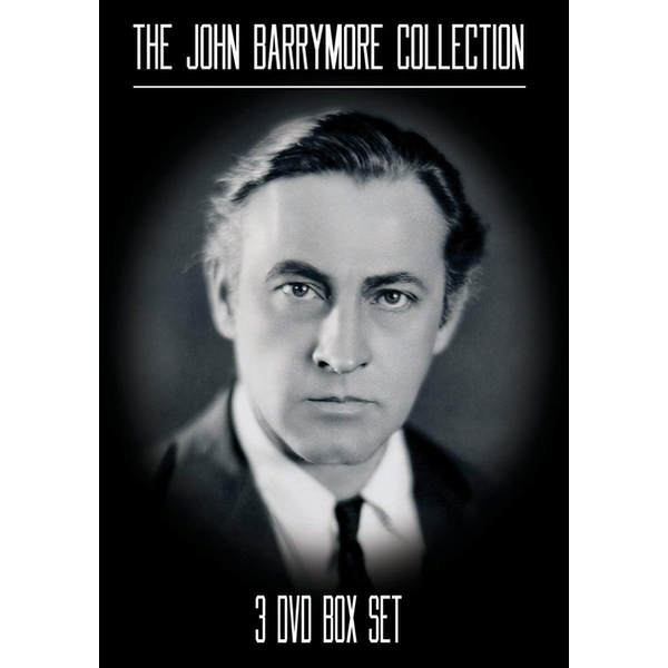 The John Barrymore Collection Set DVD