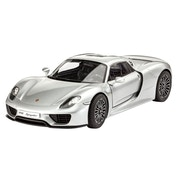 Porsche 918 Spyder Car Revell Model Kit