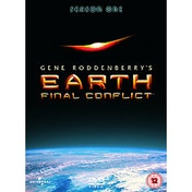 Earth Final Conflict : Complete Season 1 DVD