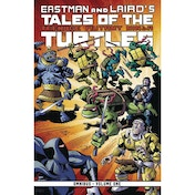 Tales Of The Teenage Mutant Ninja Turtles: Omnibus: Volume 1