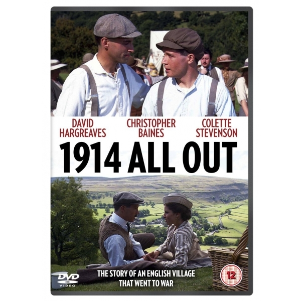 1914 All Out DVD