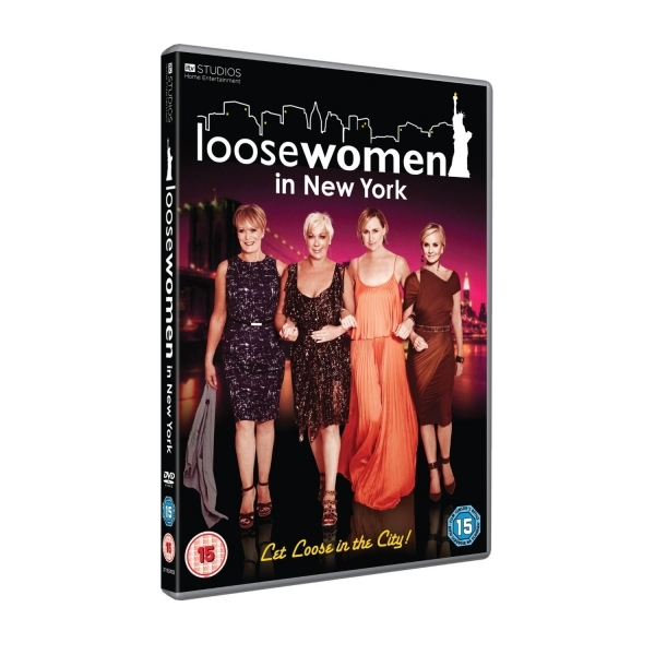 Loose Women in New York Let Loose In The City DVD