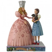 The Gift of Ruby Slippers (The Wizard Of Oz) Figurine