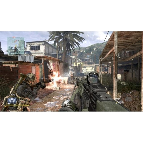 Call Of Duty 6 Modern Warfare 2 Game (Platinum) PS3 - Image 5