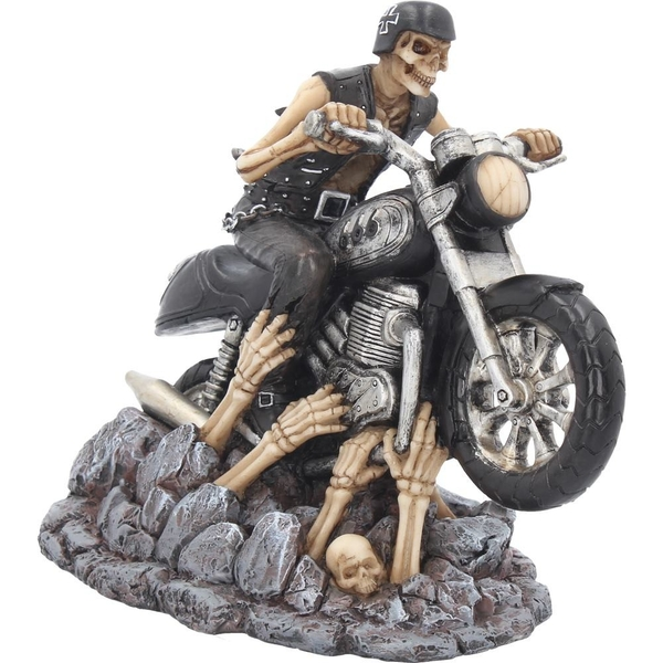 Ride out of Hell Skeleton Figure