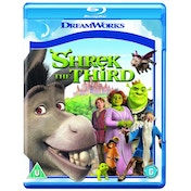 Shrek the Third Blu-ray
