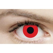 Bloody Red 1 Month Halloween Coloured Contact Lenses (MesmerEyez XtremeEyez)