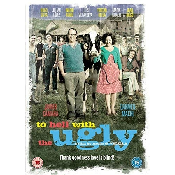To Hell With The Ugly DVD