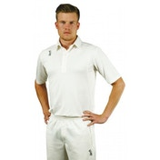 Pro Player Short Sleeve Cricket Shirt Large