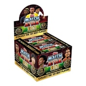 Match Attax 101 Football Trading Card Collection Deluxe Box (24 Packs)