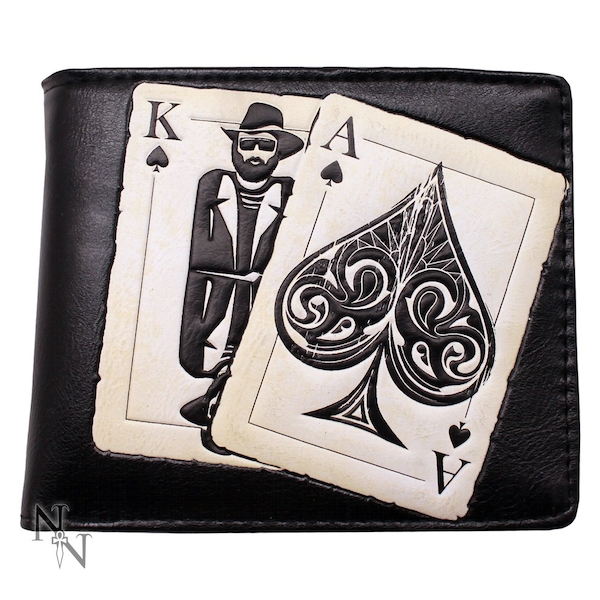 Vegas Playing Cards Wallet