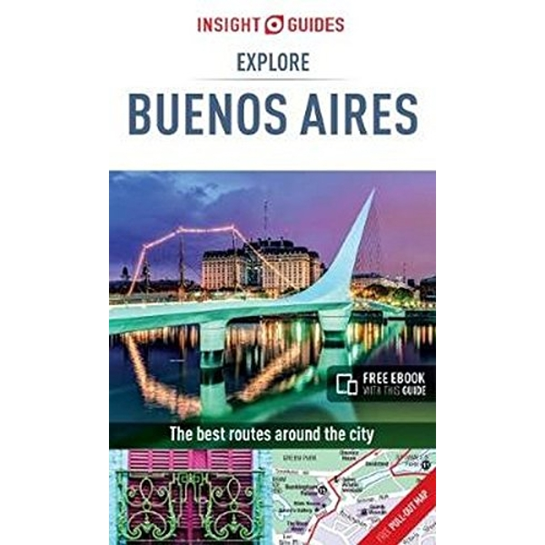 Insight Guides Explore Buenos Aires by Insight Guides (Paperback, 2017)