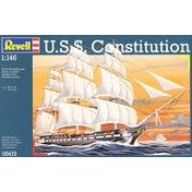 U.S.S. Constitution 1:146 Revell Model Kit