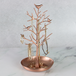 Tree Jewellery Display Stands | M&W Rose Gold - Image 2