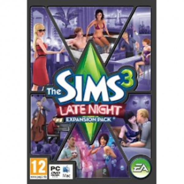 The Sims 3 Late Night Expansion Pack Game PC & Mac