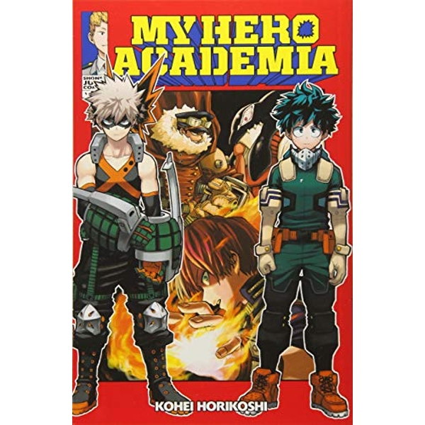 My Hero Academia, Vol. 13 A Talk About Your Quirk Paperback / softback 2018