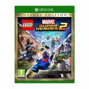 Lego Marvel Superheroes 2 Deluxe Edition Xbox One Game