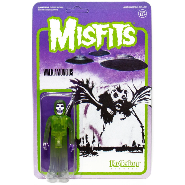 Green Fiend Walk Among Us (Misfits) ReAction Figure