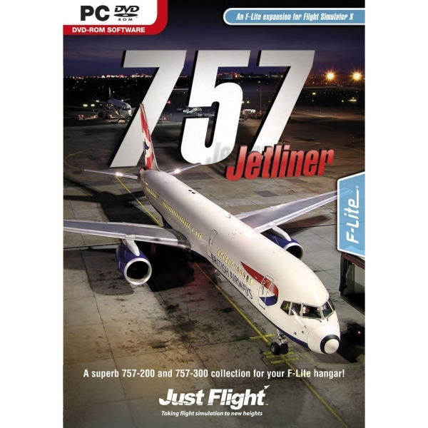 757 Jetliner Game PC