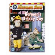 Fireman Sam Norman's Tricky Day DVD