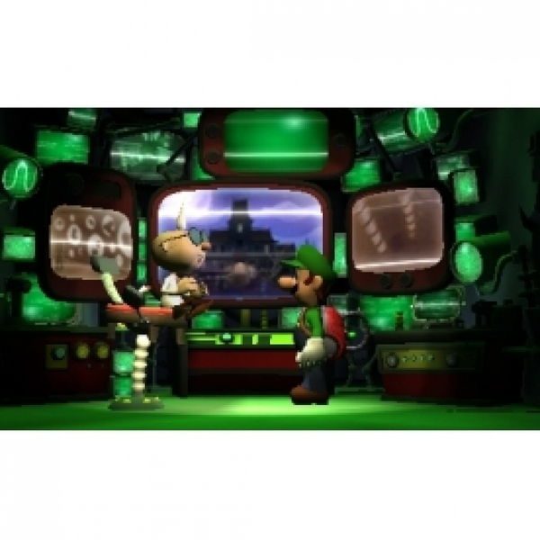 Luigis Mansion 2 Dark Moon Game 3DS (Selects) - Image 6