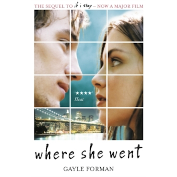 Where She Went by Gayle Forman (Paperback, 2012)