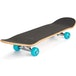 Xootz Kids Complete Beginners Double Kick Trick Skateboard Maple Deck - 31 x 8 Inches Industrial - Image 2