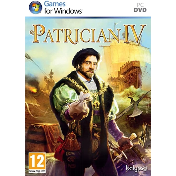 Patrician IV Game PC