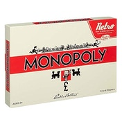 Retro Monopoly Board Game