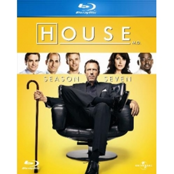 House Season 7 Blu-ray