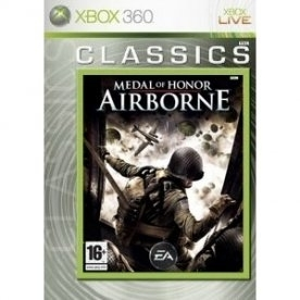 Medal Of Honor Airborne Game (Classics) Xbox 360