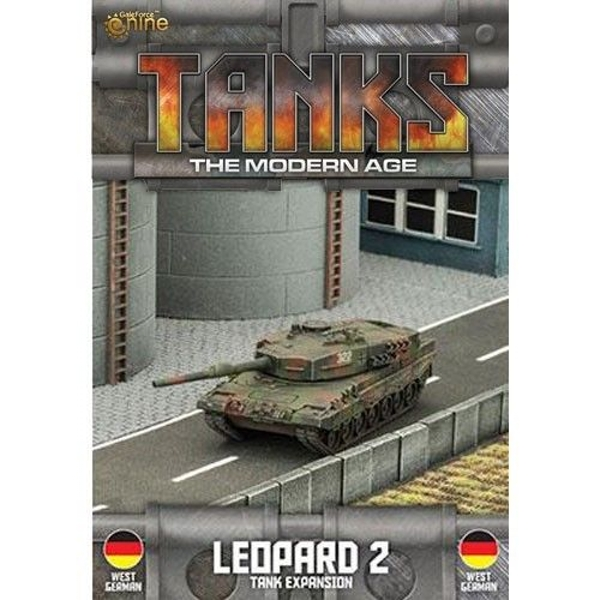 TANKS: The Modern Age German Leopard 2