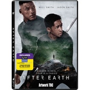 After Earth DVD & UV Copy