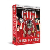 Liverpool FC - Ours To Keep DVD